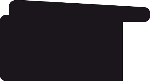 Baguette 12m bois profil plat incliné largeur 3.7cm couleur gris clair effet ressuyé