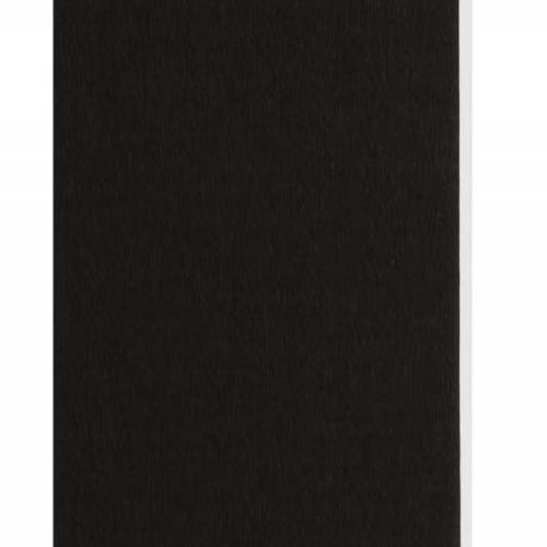 Plaque passe-partout noir, âme blanche, épaisseur 1,4mm dimension 80x120cm - Pack de 25 feuilles
