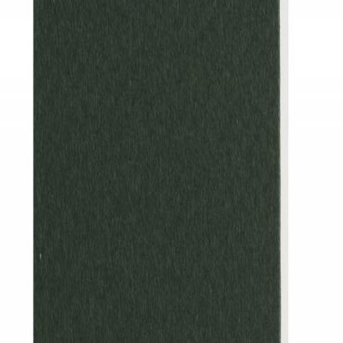 Plaque passe-partout vert olive, âme blanche, épaisseur 1,4mm dimension 80x120cm - Pack de 25 feuilles