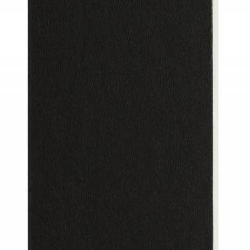 Plaque passe-partout noir, âme blanche, épaisseur 1,4mm dimension 102x152cm - Pack de 25 feuilles