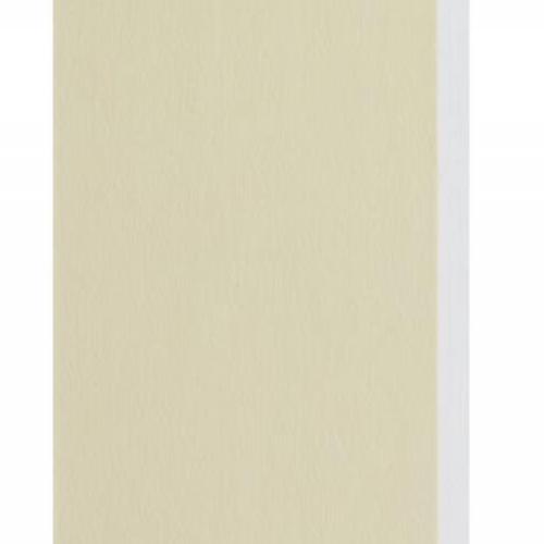 Plaque passe-partout crème, âme blanche, épaisseur 3,3mm dimension 80x120cm - Pack de 10 feuilles