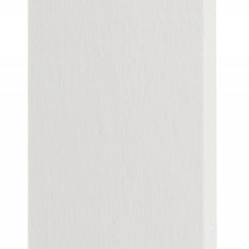 Plaque passe-partout blanc naturel, âme teintée dans la masse, épaisseur 2,5mm dimension 80x102cm - Pack de 14 feuilles