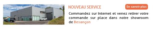 Baguette au mètre - Besançon
